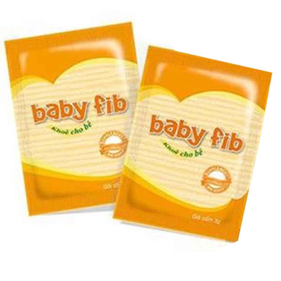 Gói cốm Baby Fib