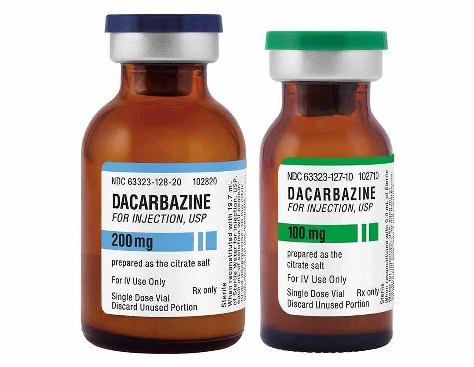 Thuốc có chứa Dacarbazin